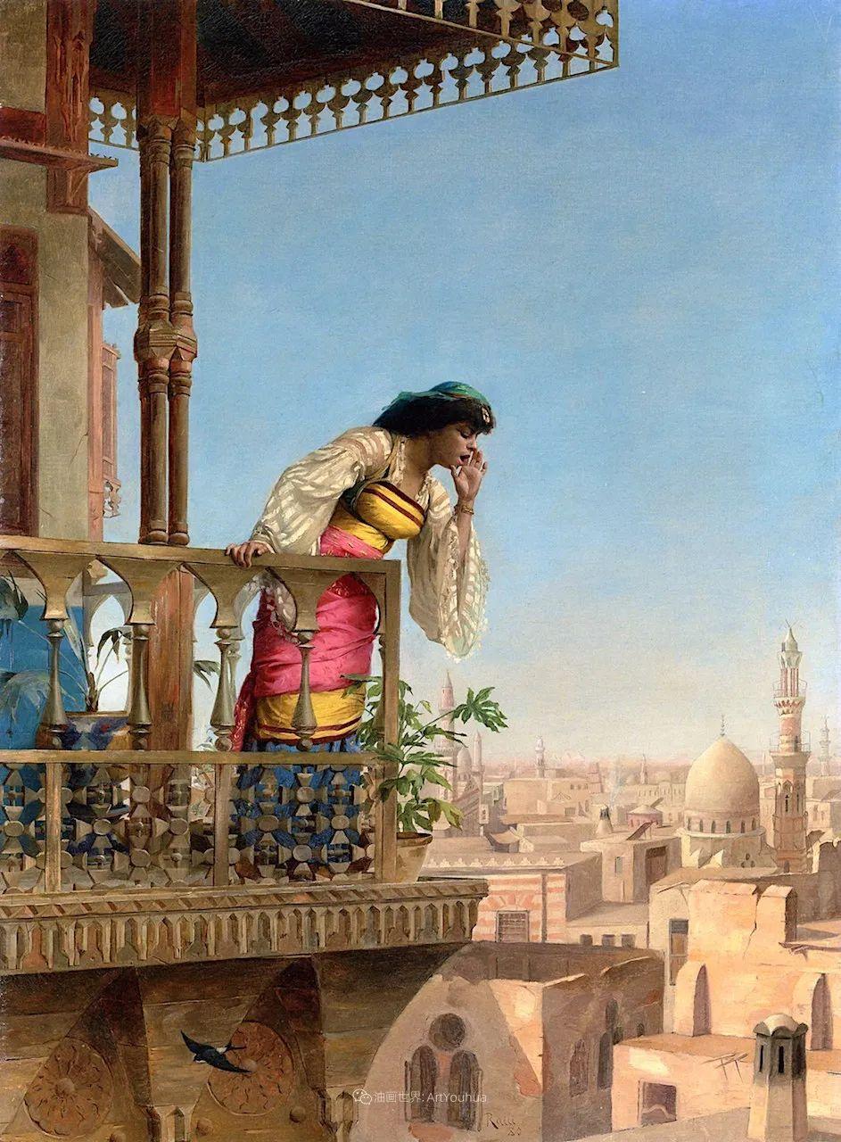 微妙而动人的绘画,希腊画家蒂奥多·拉利插图45