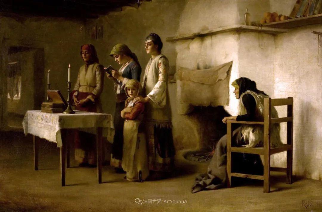 微妙而动人的绘画,希腊画家蒂奥多·拉利插图53