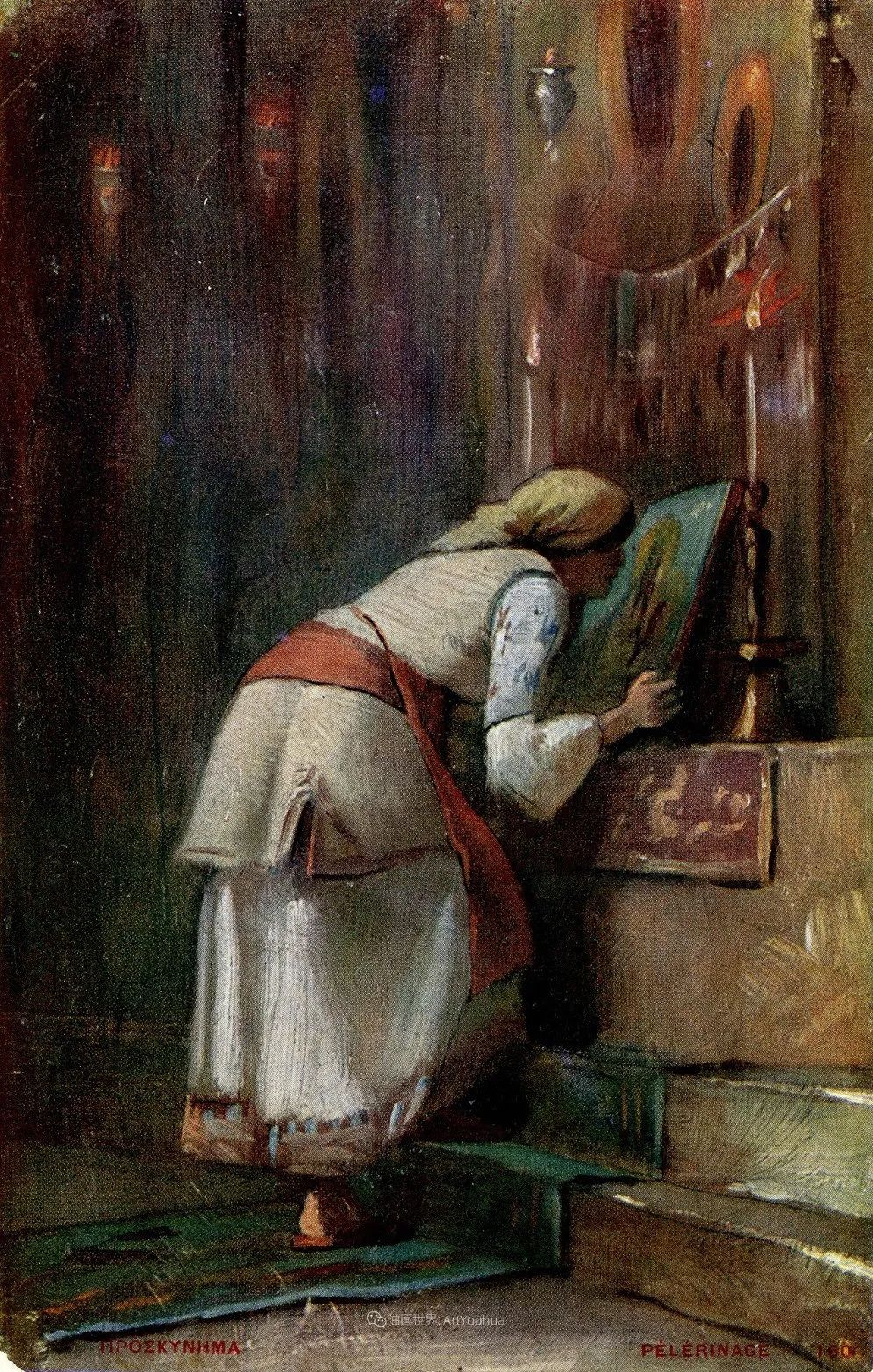微妙而动人的绘画,希腊画家蒂奥多·拉利插图65
