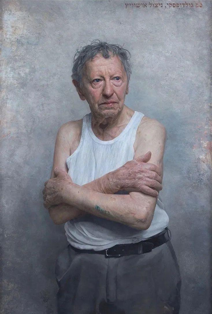 从美学上捕捉人们的真实形态,美国画家戴维·卡桑插图9