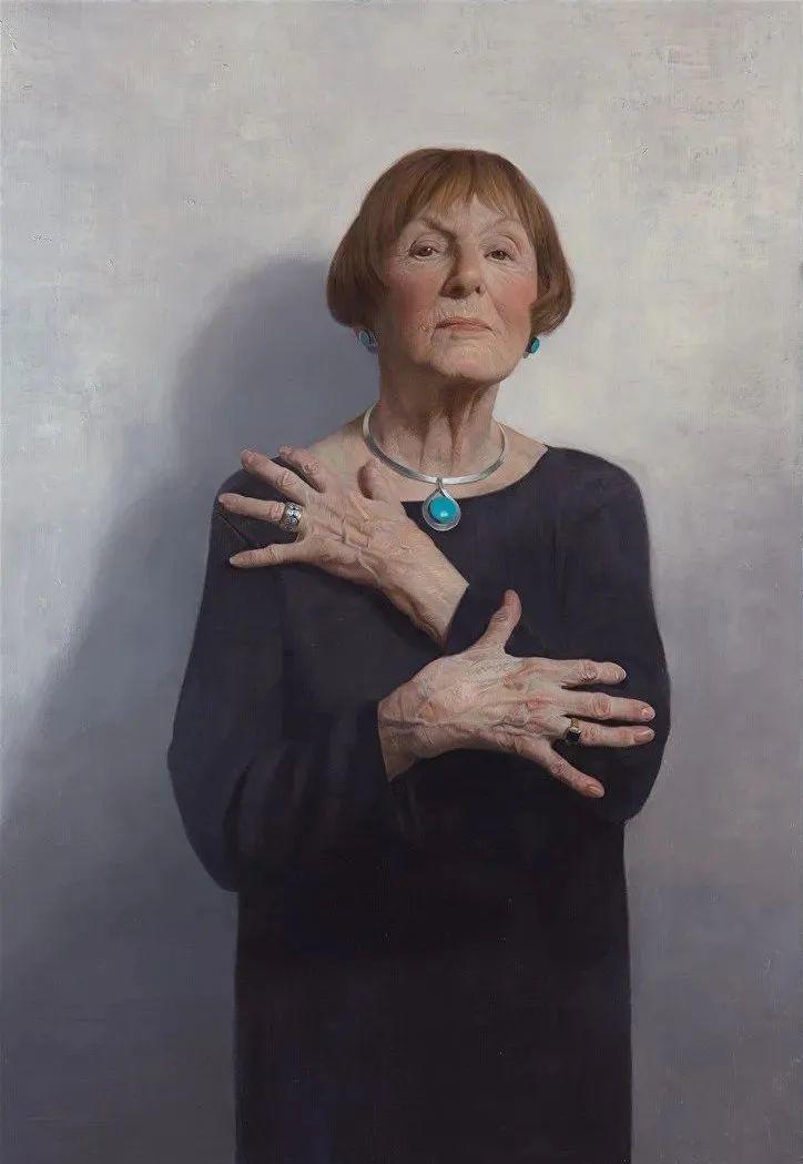 从美学上捕捉人们的真实形态,美国画家戴维·卡桑插图10