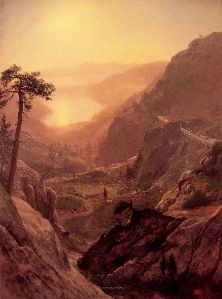 浪漫的光色,迷人的自然风光,强大视觉冲击力插图145