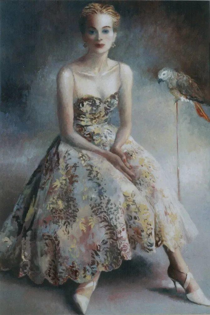 幻想的世界,波兰女画家乔安娜·贾温斯卡插图3
