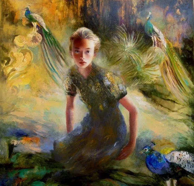 幻想的世界,波兰女画家乔安娜·贾温斯卡插图13