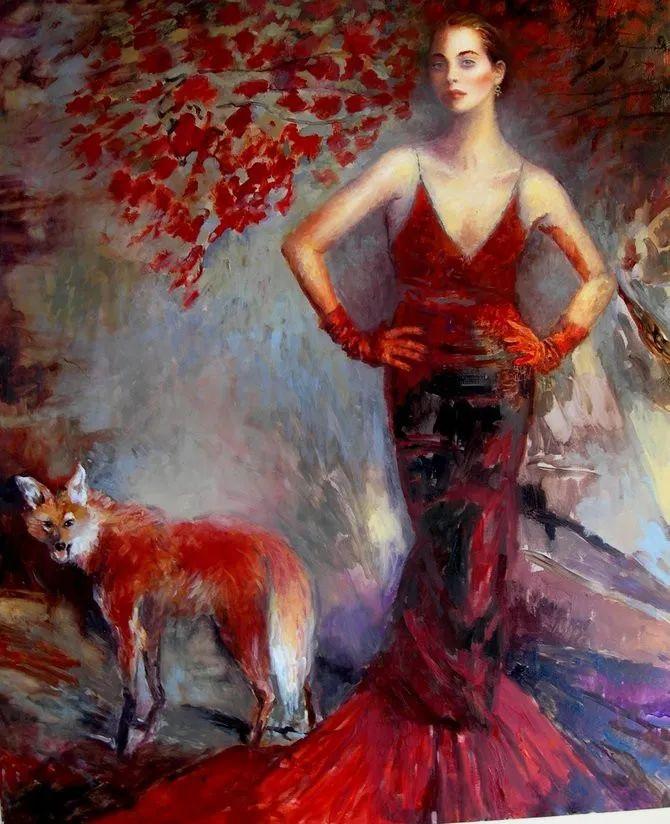 幻想的世界,波兰女画家乔安娜·贾温斯卡插图15