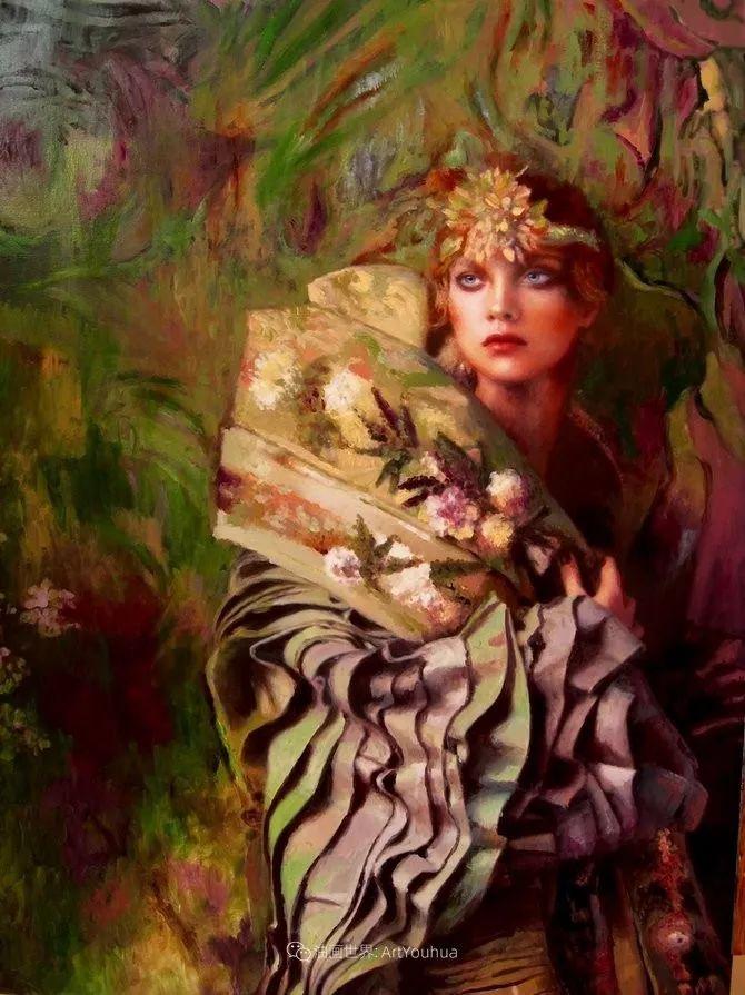 幻想的世界,波兰女画家乔安娜·贾温斯卡插图23
