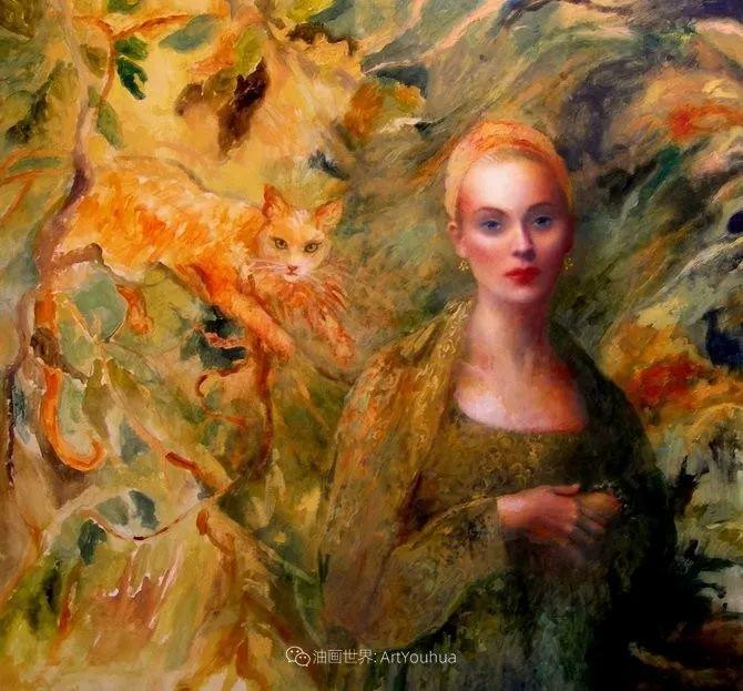 幻想的世界,波兰女画家乔安娜·贾温斯卡插图27