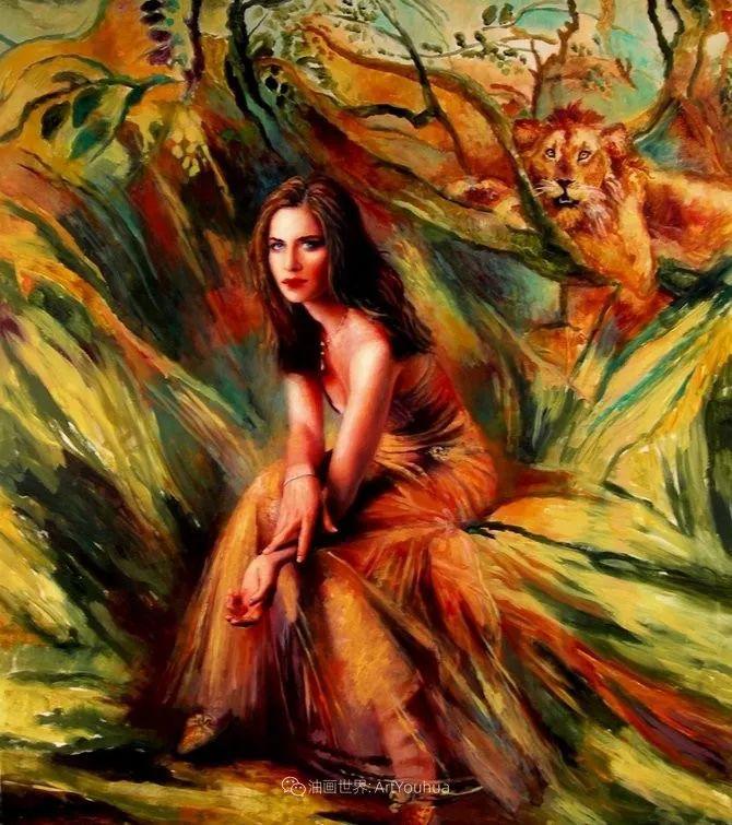 幻想的世界,波兰女画家乔安娜·贾温斯卡插图29