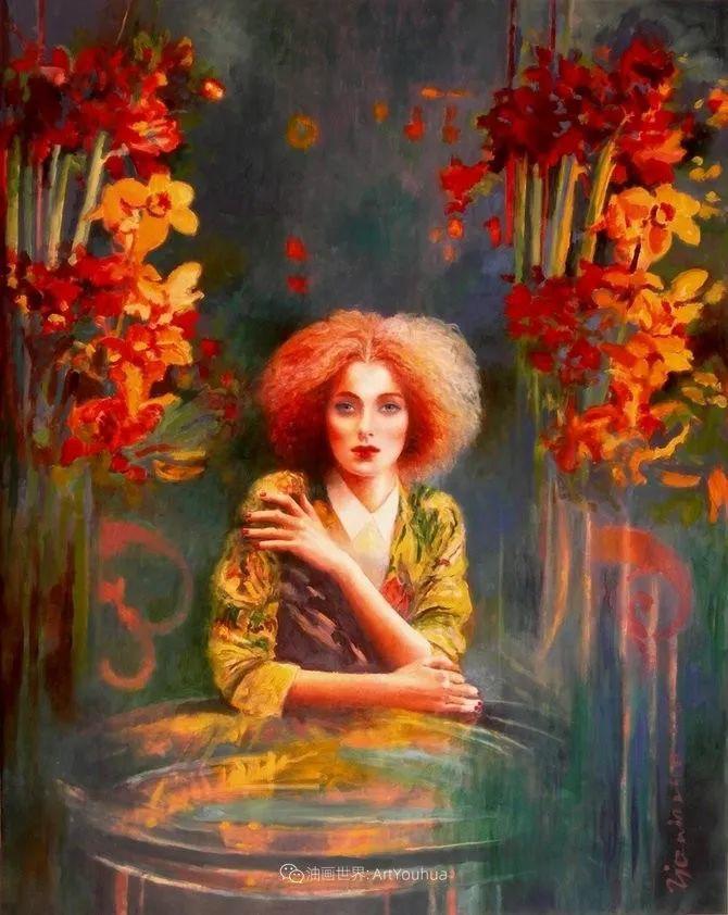 幻想的世界,波兰女画家乔安娜·贾温斯卡插图33