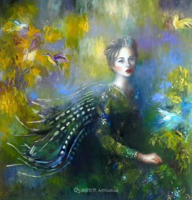幻想的世界,波兰女画家乔安娜·贾温斯卡插图35