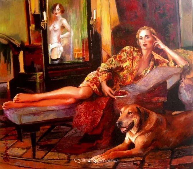 幻想的世界,波兰女画家乔安娜·贾温斯卡插图39