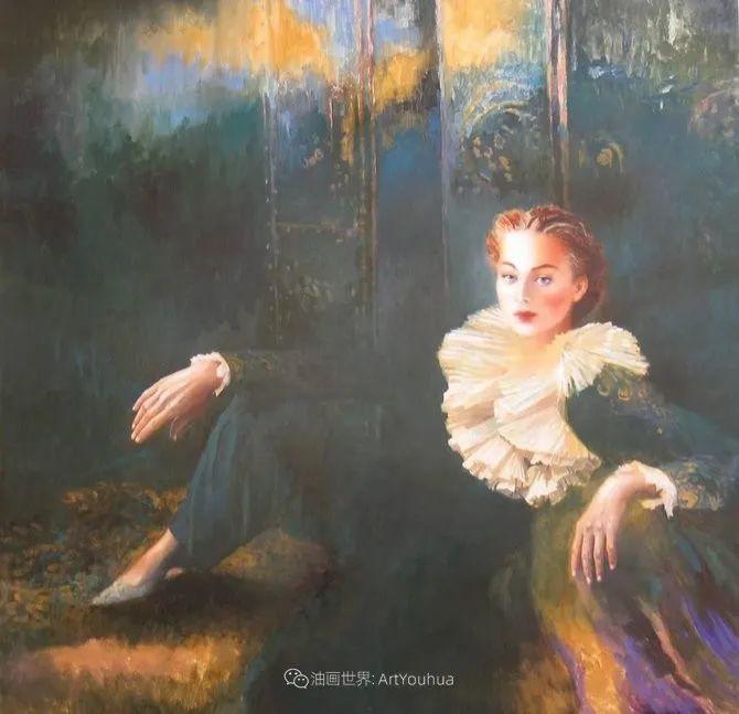 幻想的世界,波兰女画家乔安娜·贾温斯卡插图51