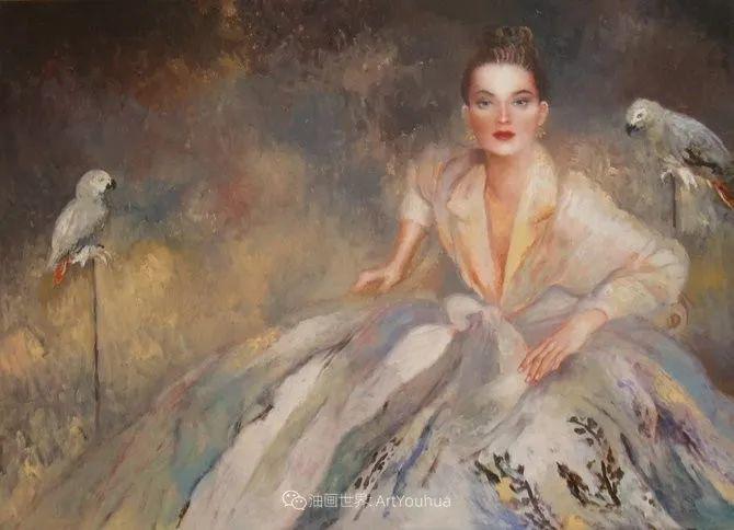 幻想的世界,波兰女画家乔安娜·贾温斯卡插图53