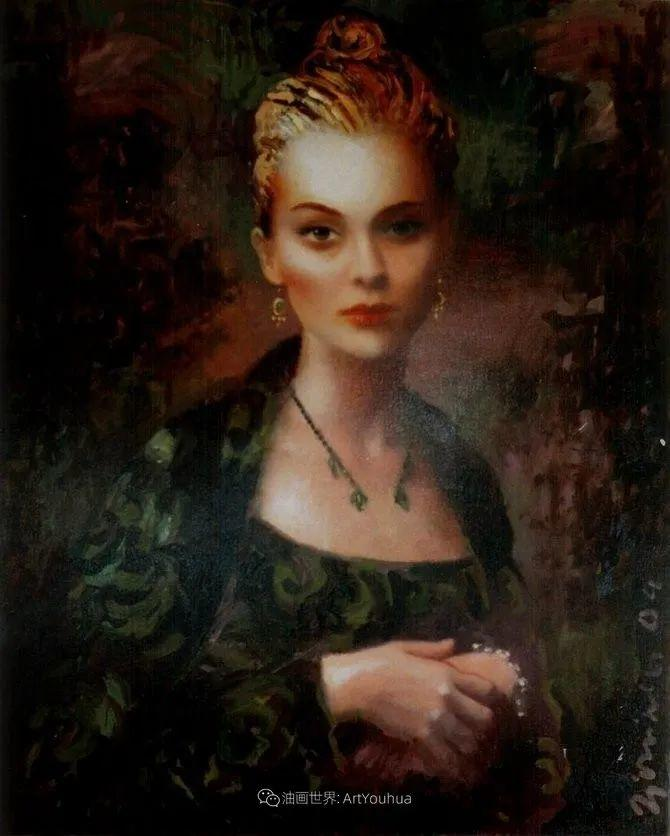 幻想的世界,波兰女画家乔安娜·贾温斯卡插图65