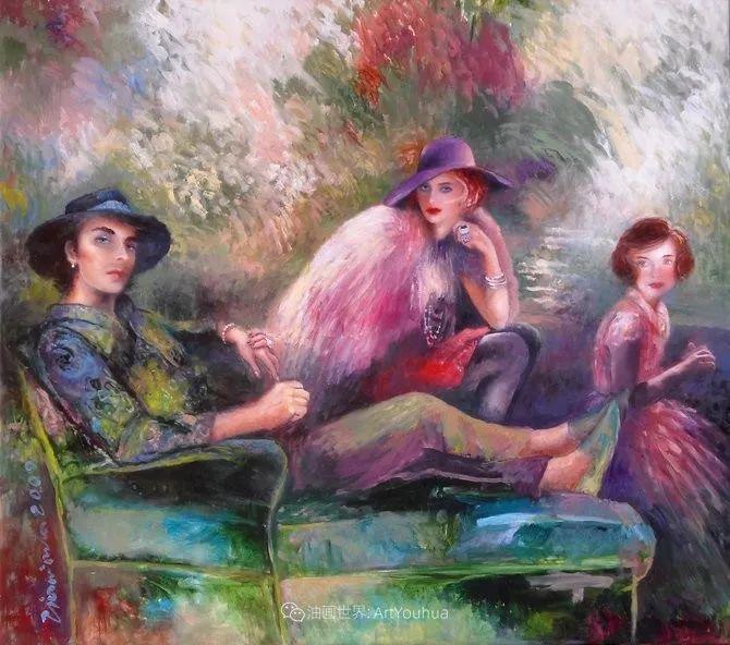 幻想的世界,波兰女画家乔安娜·贾温斯卡插图71