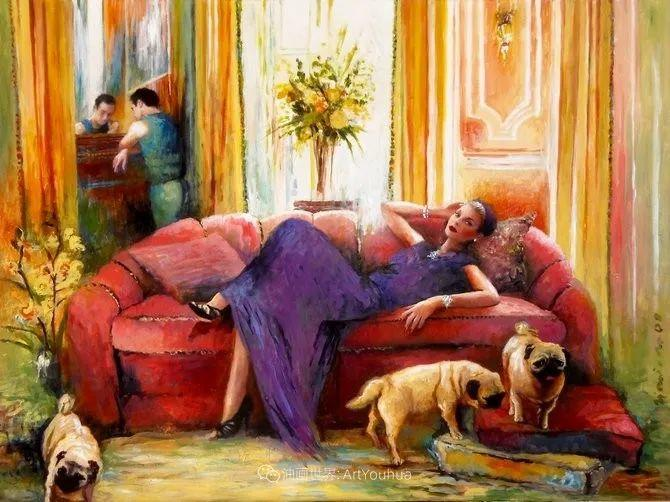 幻想的世界,波兰女画家乔安娜·贾温斯卡插图75