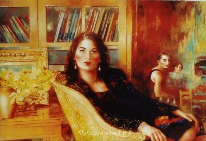 幻想的世界,波兰女画家乔安娜·贾温斯卡插图79