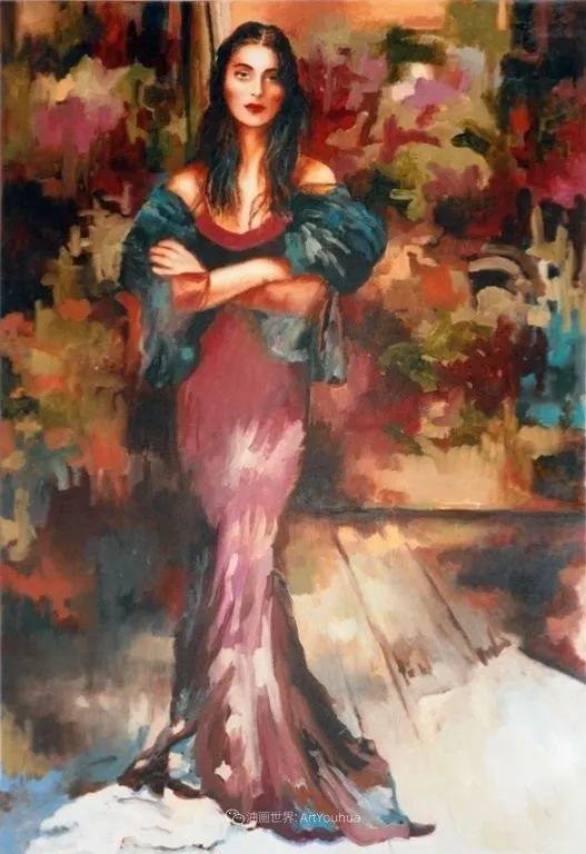 幻想的世界,波兰女画家乔安娜·贾温斯卡插图85