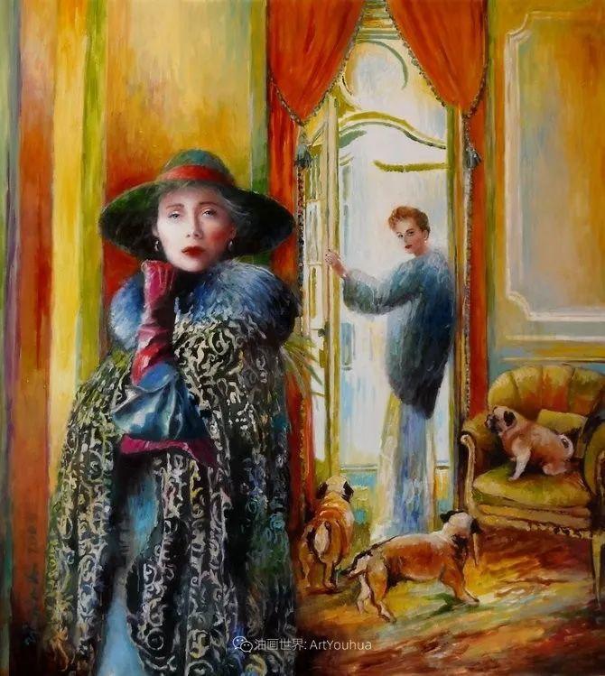 幻想的世界,波兰女画家乔安娜·贾温斯卡插图93