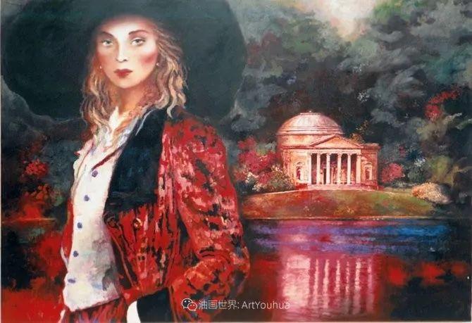 幻想的世界,波兰女画家乔安娜·贾温斯卡插图99