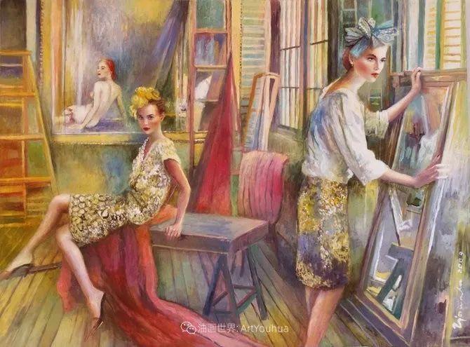 幻想的世界,波兰女画家乔安娜·贾温斯卡插图101