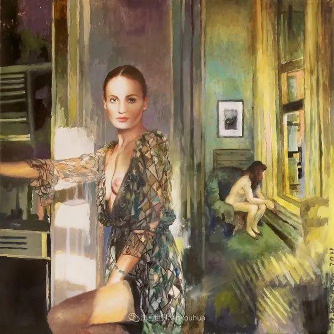 幻想的世界,波兰女画家乔安娜·贾温斯卡插图103