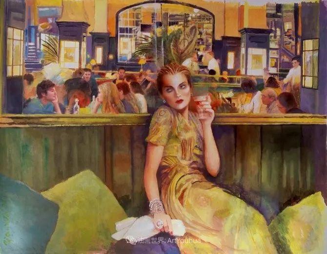 幻想的世界,波兰女画家乔安娜·贾温斯卡插图105