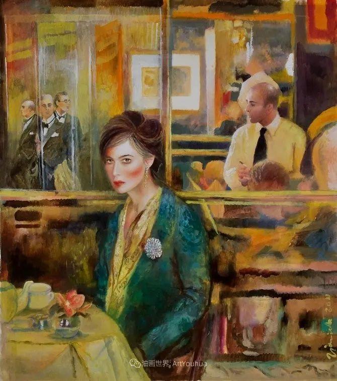 幻想的世界,波兰女画家乔安娜·贾温斯卡插图107