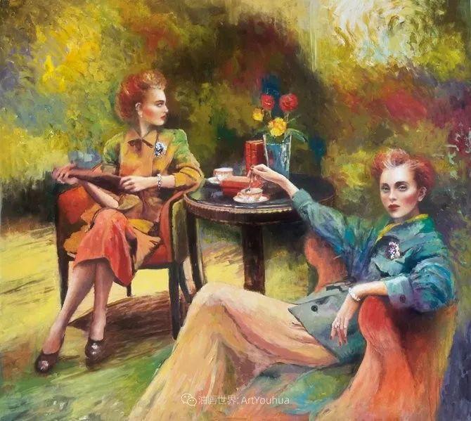 幻想的世界,波兰女画家乔安娜·贾温斯卡插图109