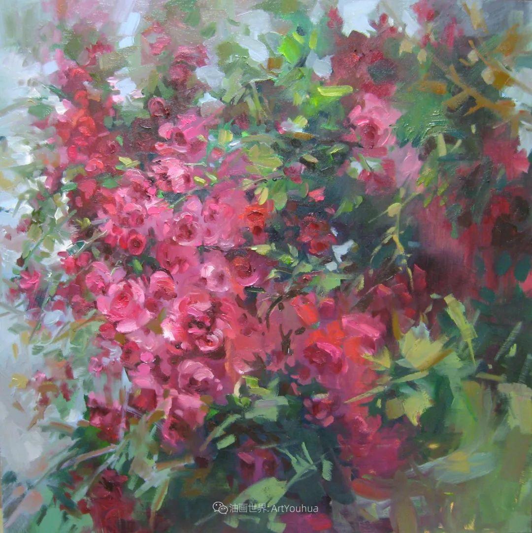 美国画家玛丽·麦克萨姆花卉作品选(下)插图61
