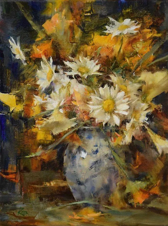 花与色的盛宴,印象派花草光影闪烁,生机盎然!插图5