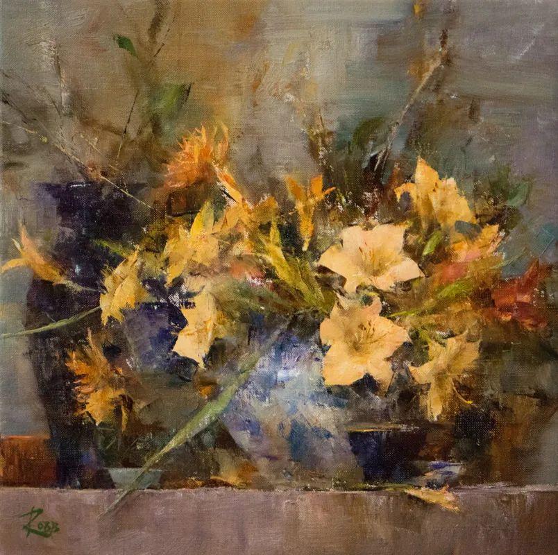 花与色的盛宴,印象派花草光影闪烁,生机盎然!插图7