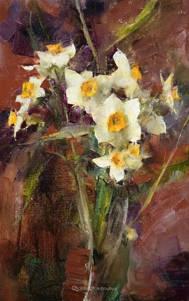 花与色的盛宴,印象派花草光影闪烁,生机盎然!插图37