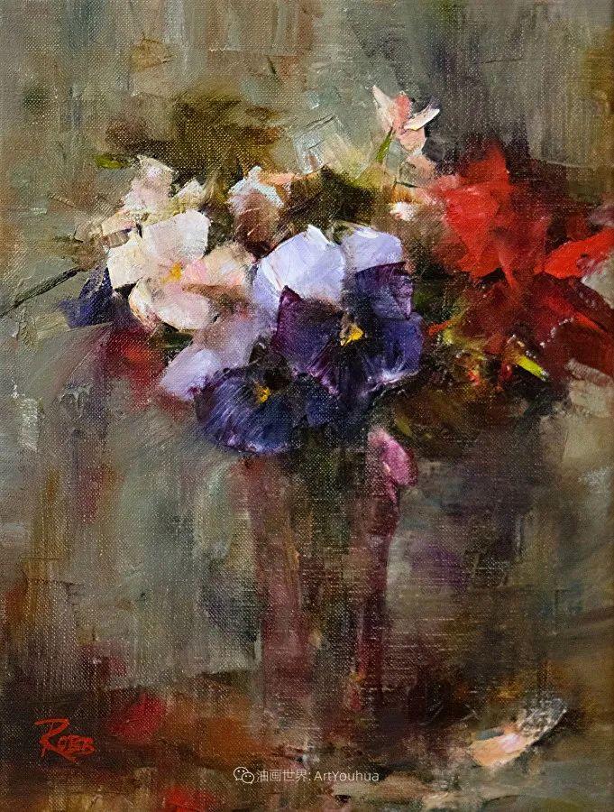 花与色的盛宴,印象派花草光影闪烁,生机盎然!插图41
