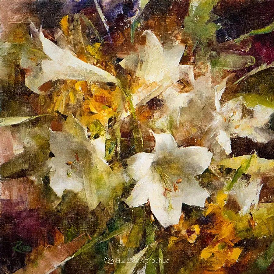 花与色的盛宴,印象派花草光影闪烁,生机盎然!插图43