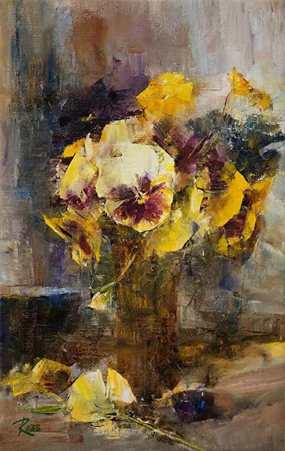 花与色的盛宴,印象派花草光影闪烁,生机盎然!插图53