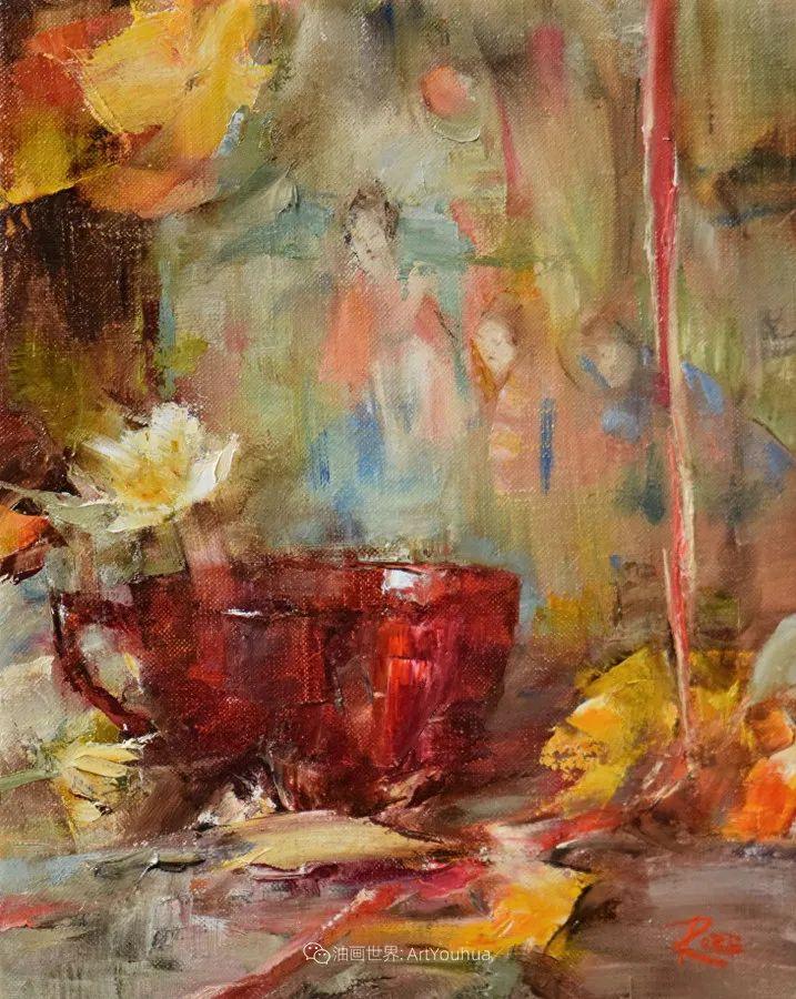 花与色的盛宴,印象派花草光影闪烁,生机盎然!插图59