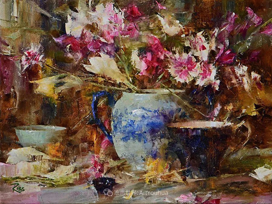 花与色的盛宴,印象派花草光影闪烁,生机盎然!插图61
