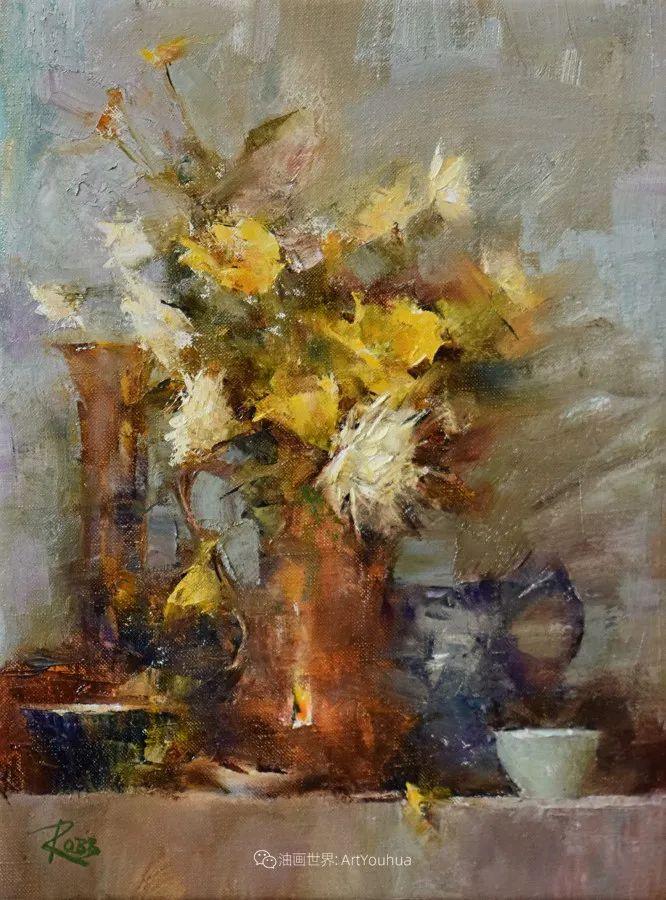 花与色的盛宴,印象派花草光影闪烁,生机盎然!插图71