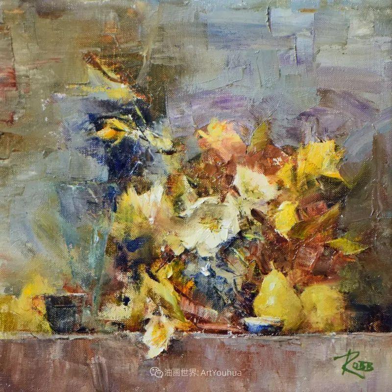 花与色的盛宴,印象派花草光影闪烁,生机盎然!插图75