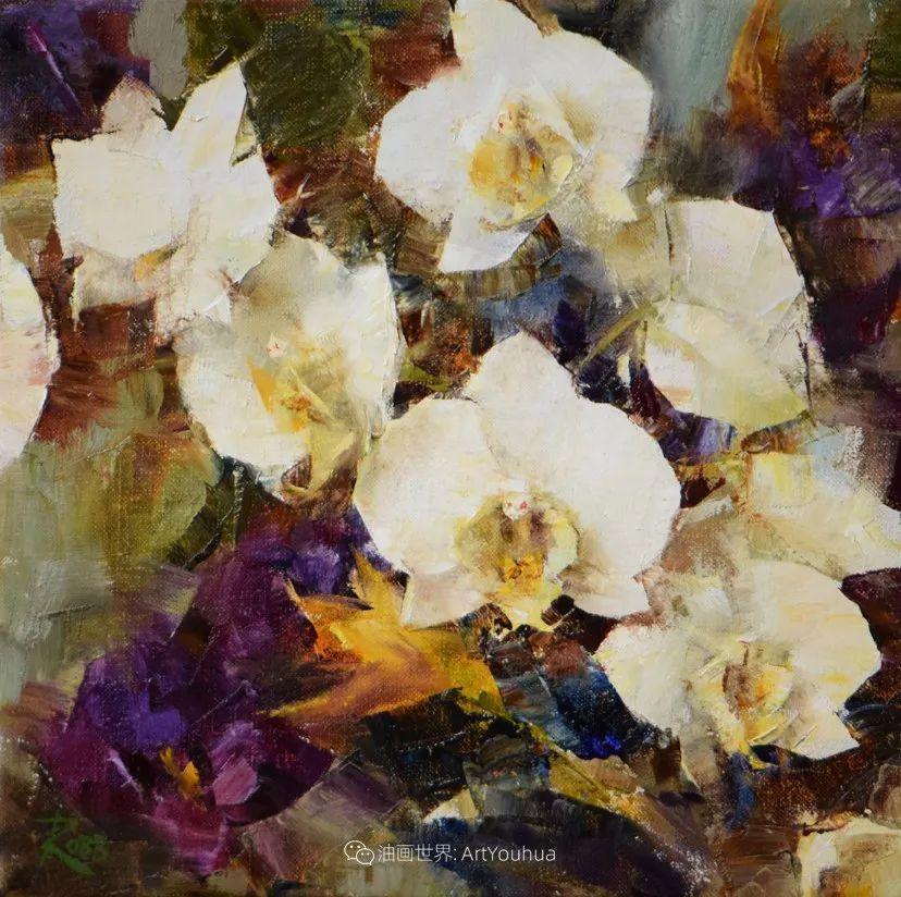 花与色的盛宴,印象派花草光影闪烁,生机盎然!插图81