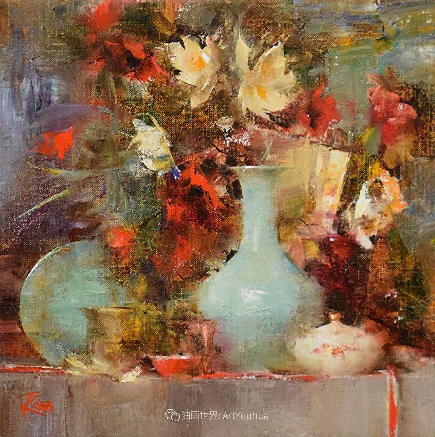 花与色的盛宴,印象派花草光影闪烁,生机盎然!插图103
