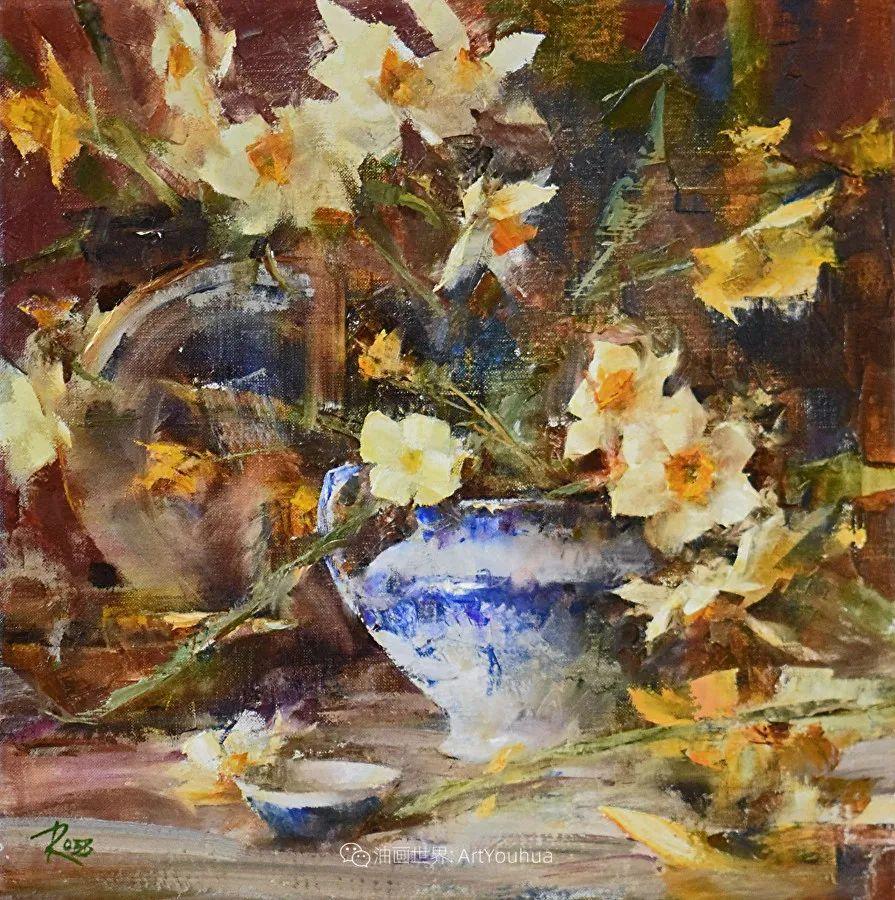 花与色的盛宴,印象派花草光影闪烁,生机盎然!插图107