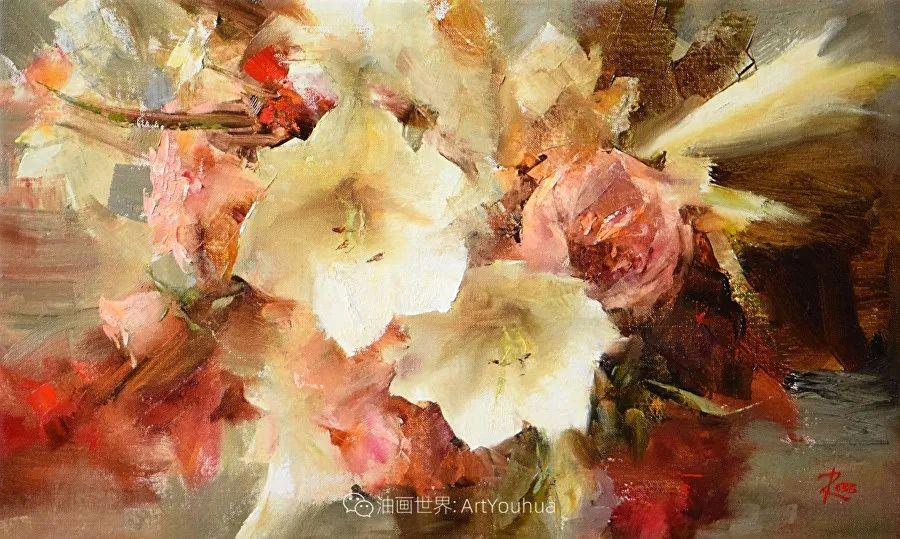 花与色的盛宴,印象派花草光影闪烁,生机盎然!插图115