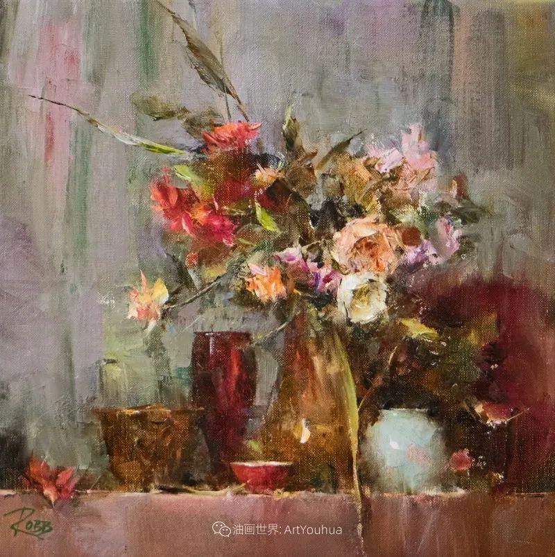 花与色的盛宴,印象派花草光影闪烁,生机盎然!插图117