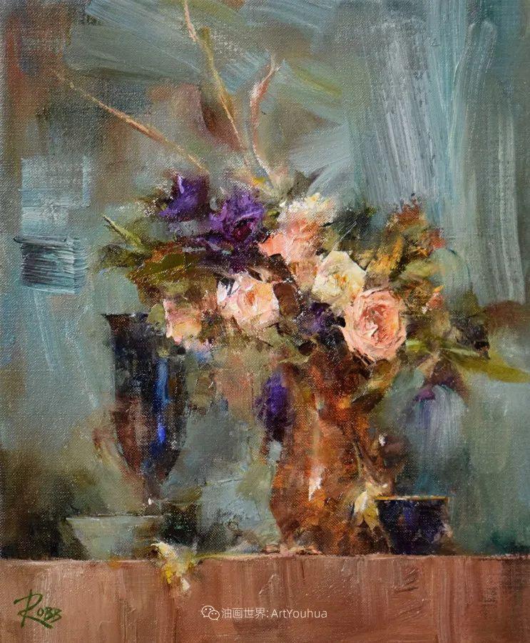 花与色的盛宴,印象派花草光影闪烁,生机盎然!插图131