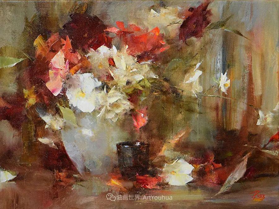 花与色的盛宴,印象派花草光影闪烁,生机盎然!插图137