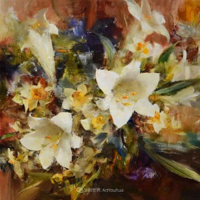 花与色的盛宴,印象派花草光影闪烁,生机盎然!插图139