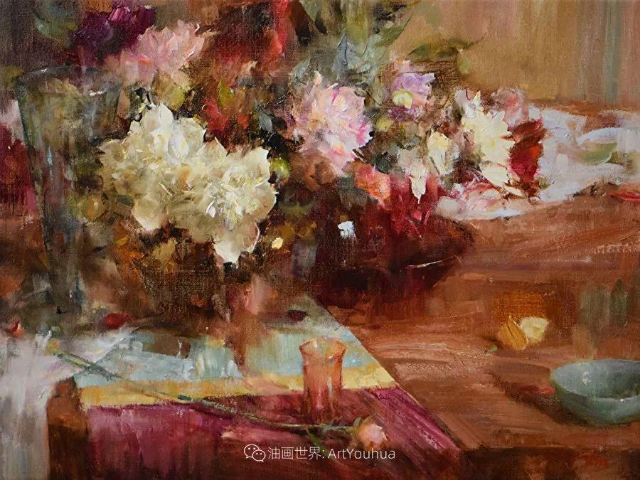 花与色的盛宴,印象派花草光影闪烁,生机盎然!插图141