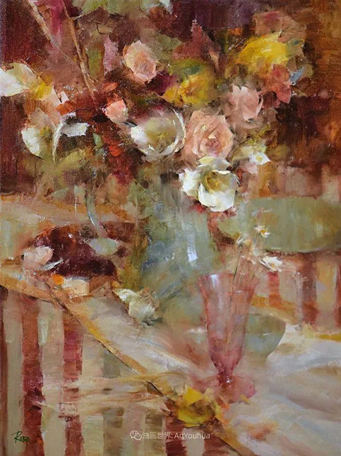 花与色的盛宴,印象派花草光影闪烁,生机盎然!插图151